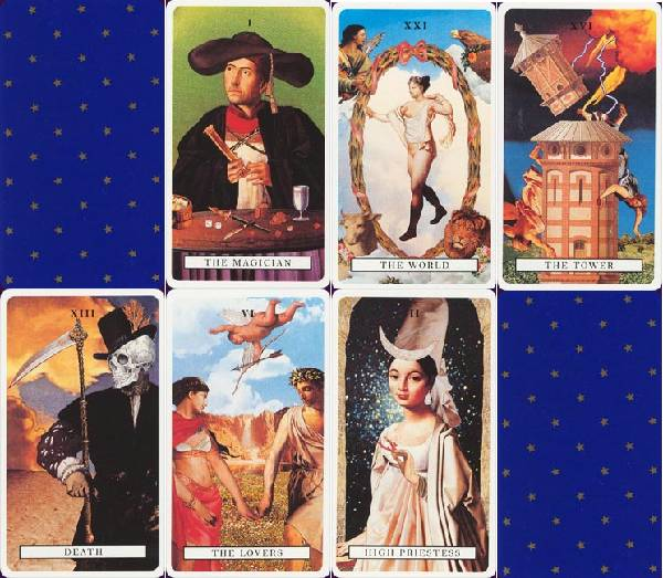 (Love Tarot) Tarot do Amor