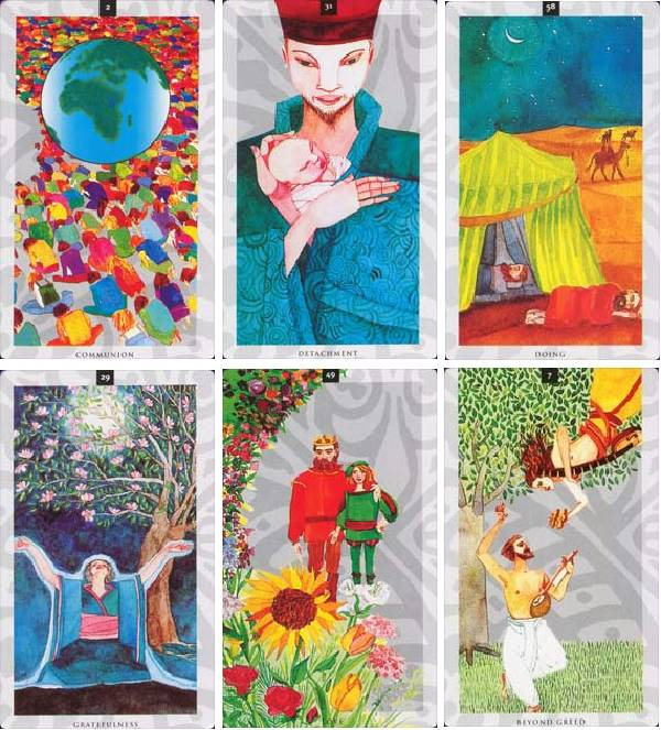 (Osho Transformation Tarot) Tarot da Transforma��o do Osho